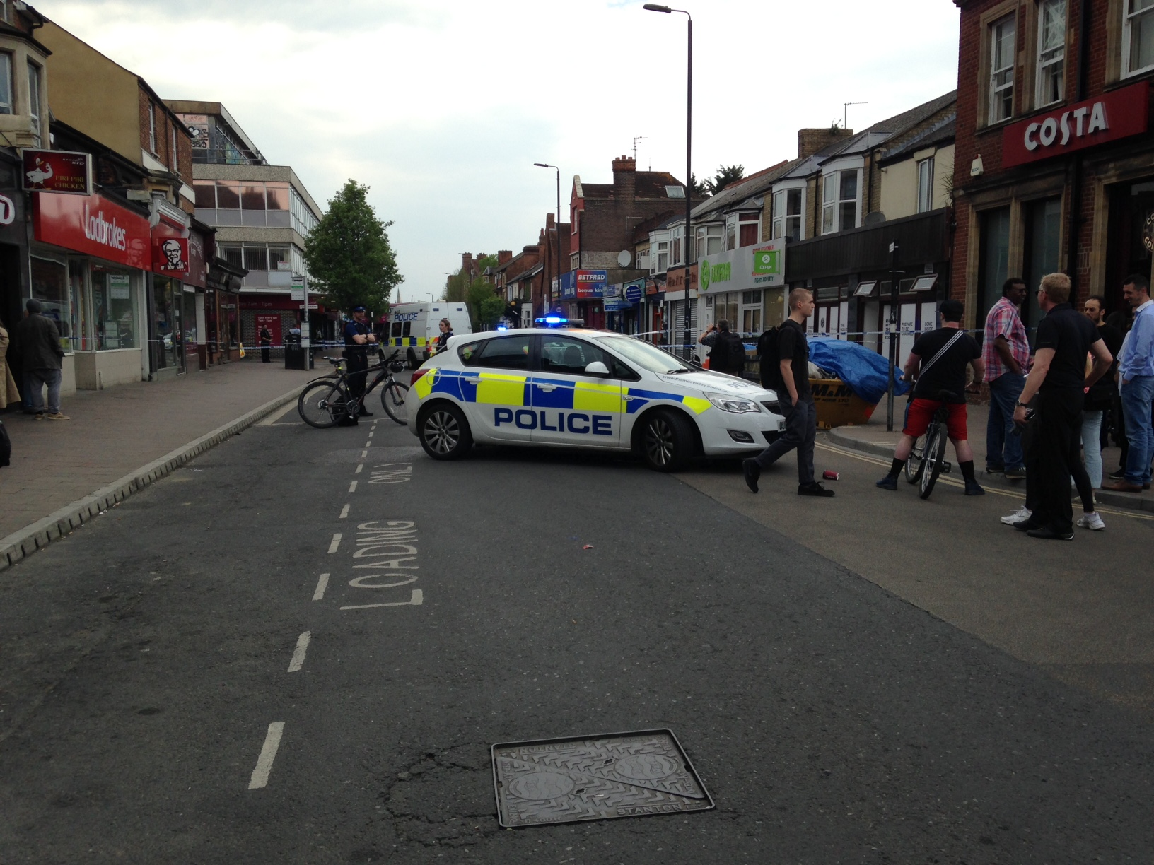 Local teenager in critical condition after being stabbed on Cowley
